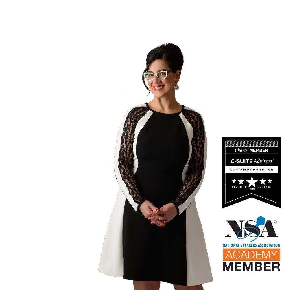 Sheila Anderson, C-Suite Advisors, NSA Member