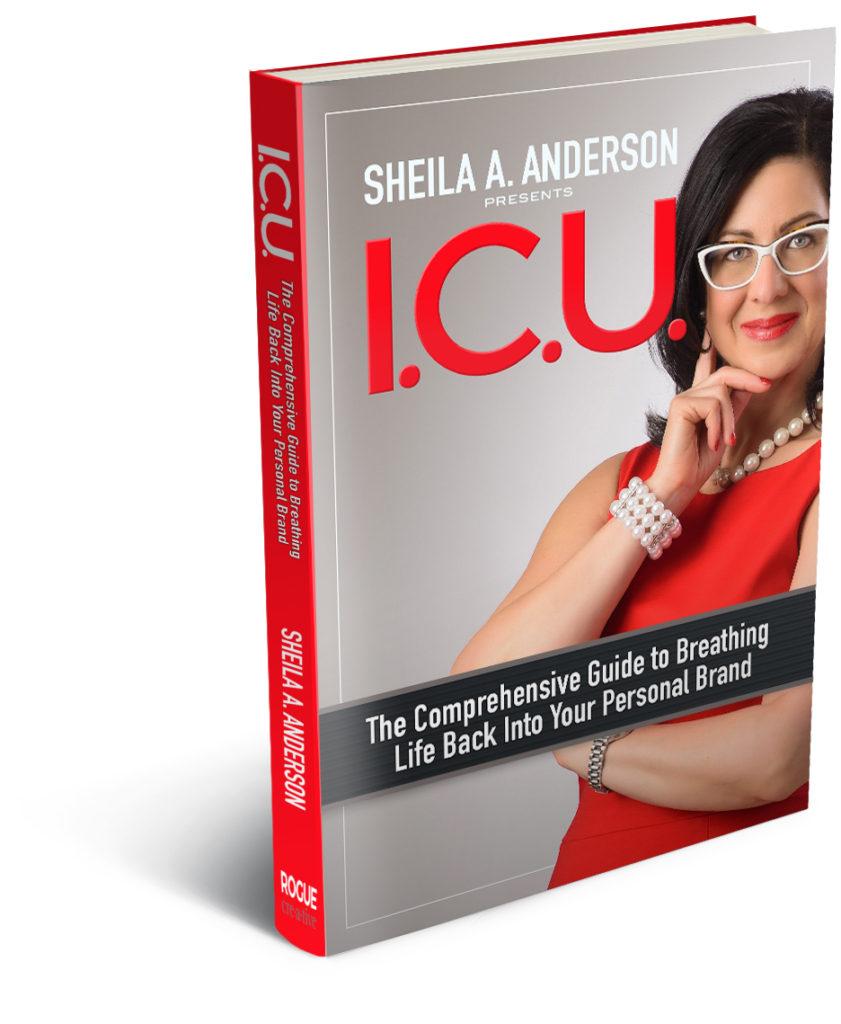 Get Sheila's book I.C.U.